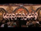 Хор НПЖДУ на фестивале церковной музыки, г.Хайнувка
