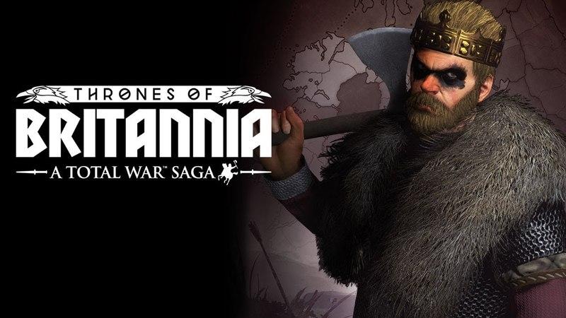A Total War Saga: Thrones of Britannia   Northymbre Trailer