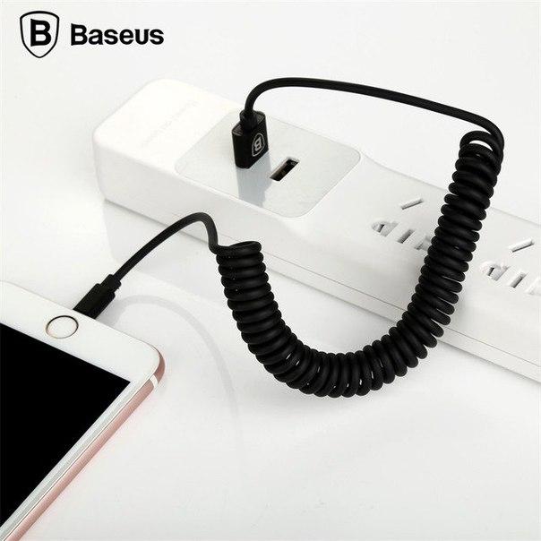 Зарядный кабель BASEUS в авто для iPhone 3283 отзыва