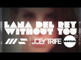 Lana Del Rey - Without You (Joey Trife x WAV35HAPERS) Bootleg