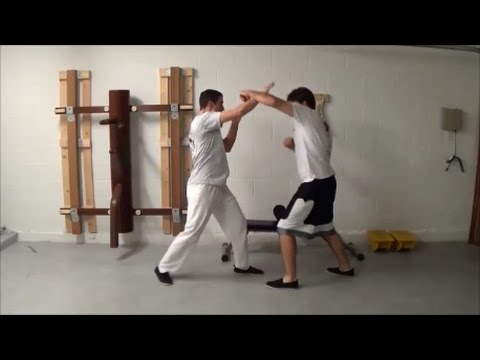 Wing Chun Sparring drills