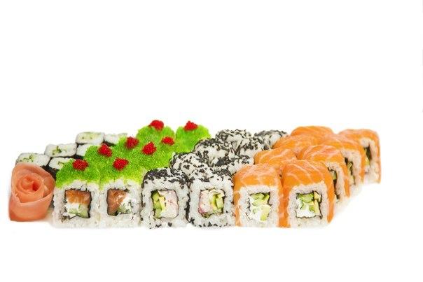 Доставка суши в Новосибирске  Заказать суши в