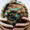 Мастер-класс Ирины Прупас «Плетение кос»