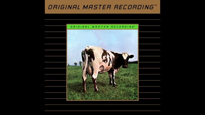 Pink Floyd - Atom Heart Mother (1994 RM, Mobile Fidelity UDCD-595)