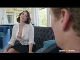 Ivy Lebelle (Dream Analysis)[2018, Double Penetration DP, Anal, Threesome, MMF, Big Tits, All Sex, 1080p]