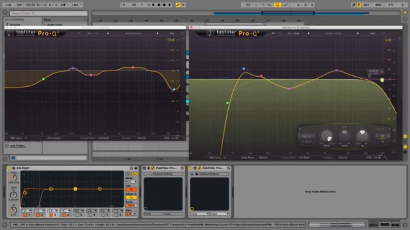 11. Equalizer - EQing the Track Part 2