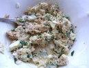 Белковый салат с тунцом, просто и вкусно: можно даже на ночь!