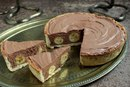 Вкуснейший торт с бананами и шоколадным муссом