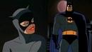 Бэтмен пытается поймать Женщину кошку 1992 Мультсериал