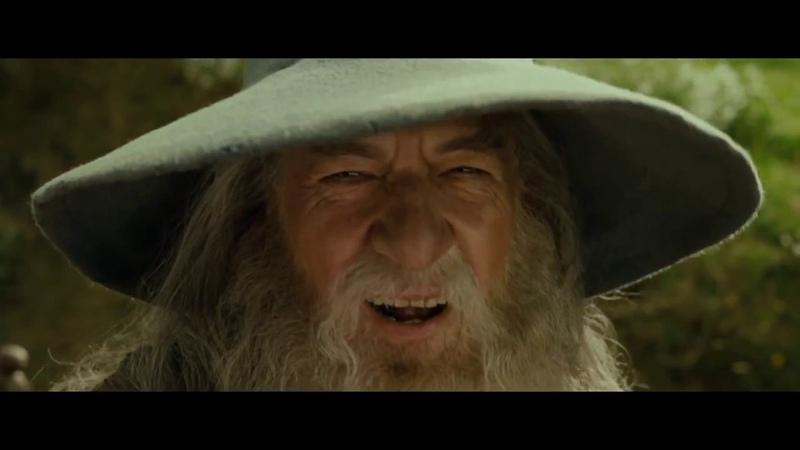 Gandalf Kills Frodo