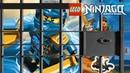 Ниндзяго Скайбаунд ТЮРЬМА. Прохождение игры про мультик лего ниндзя. LEGO Ninjago Skybound Gamepla н