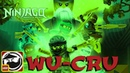 4 Ниндзяго ВУ КРУ Зейн в кислотном тумане Игра про Мультик Лего ниндзя LEGO Ninjago WU CRU Gamepl