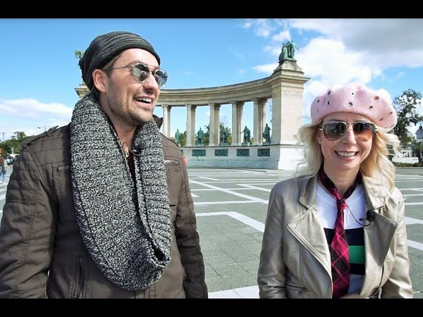 When David Garrett enjoys his time in Budapest. Interview Part 1. - English, opc. magyar felirattal