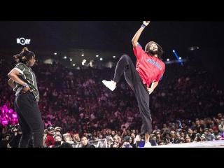 Juste Debout House Final 2018- Toyin Frankie J vs. Kwame Serge | STREET DANCE