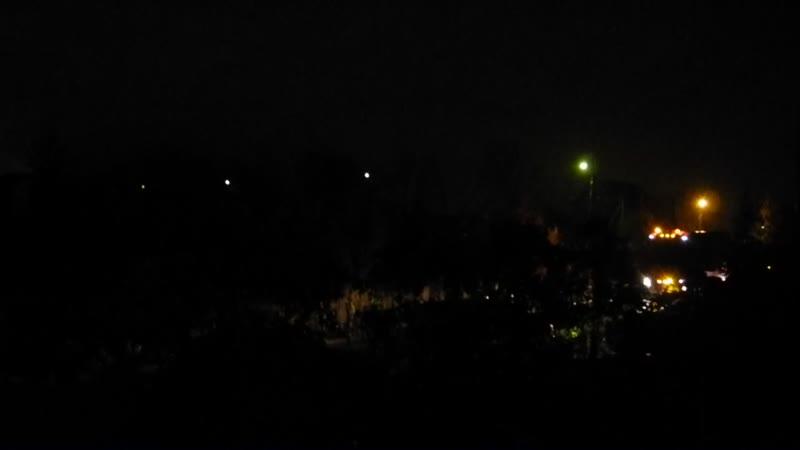 Спецтранспорт под окнами в 12 ночи
