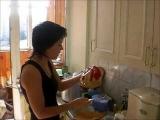 Лагман с курицей готовит Регина N.I.M.F.