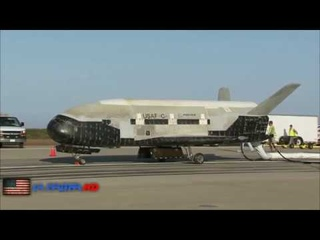 Boeing X-37B Orbital Test Vehicle (OTV)