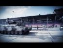UralVagon завод - Т-90 мс Основной боевой танк и БМПТ Терминатор Teamwork Combat Simulation [1080p]