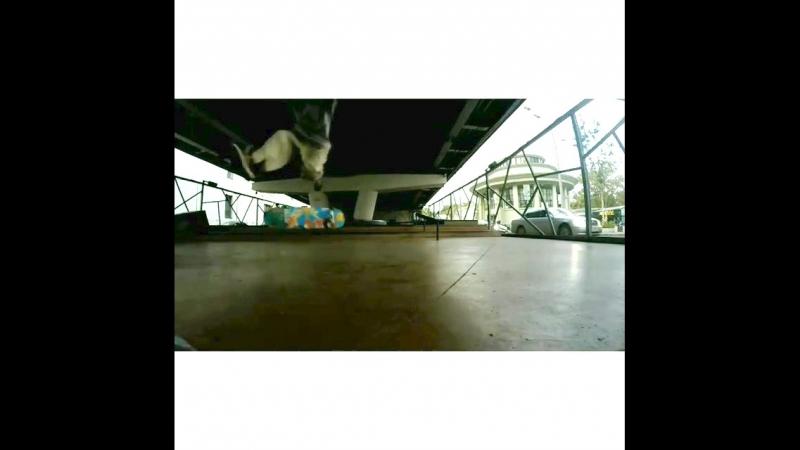 Владимир Сорокин / 11 день - nollie 360 double flip.