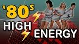 Best Disco Songs of 1980s Music Hits - Hi- NRG Italo Disco New Generation - Eurodisco 80s Megamix