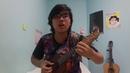Whats the use of feeling blue- Steven Universe (ukulele cover)