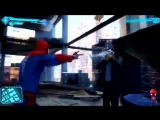 Marvels PS4 Spider-man Combat System