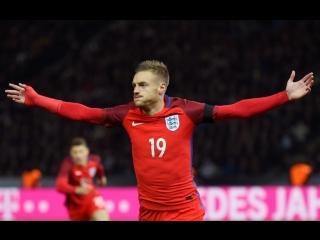 Ровно 2 года назад Джейми Варди забил дебютный гол за сборную Англии