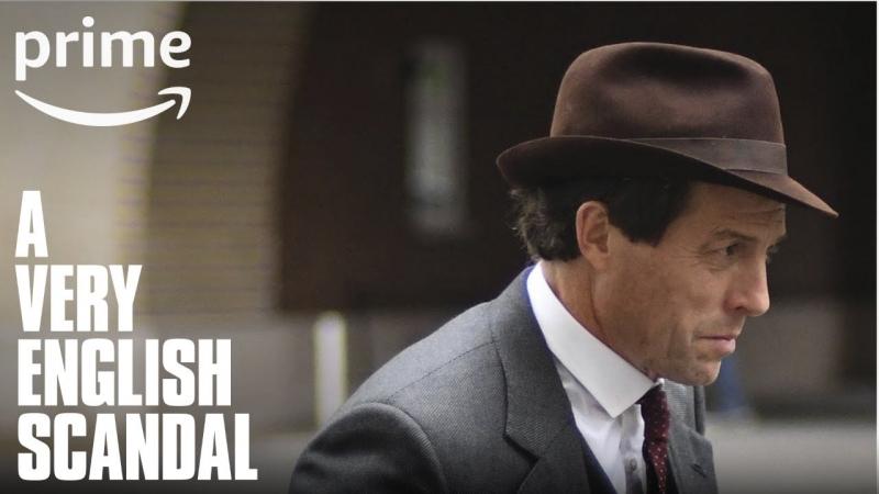 Очень английский скандал   A Very English Scandal   Трейлер Amazon [720p]
