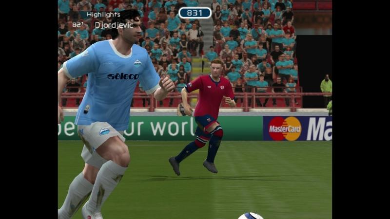 6 тур.Genoa CFC 2 - 3 SS Lazio