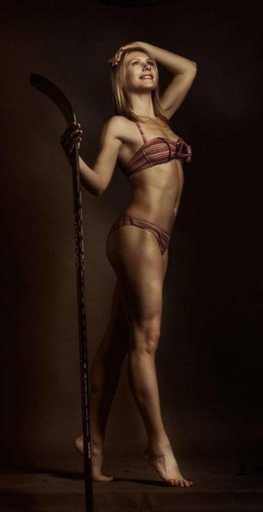 Легионер из Канады, секс-символ и главная героиня - 10 лиц женской