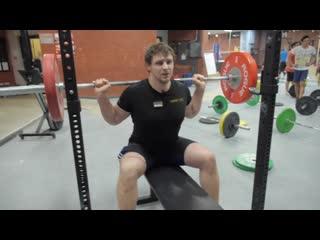 SLs Гибкость в тяжелой атлетике и кроссфите - ARMA SPORT