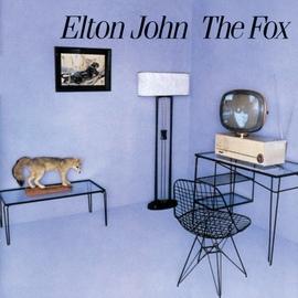 Elton John альбом The Fox