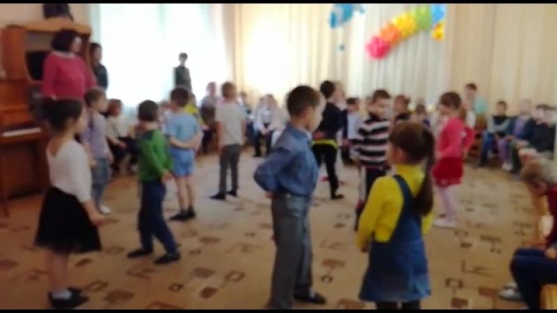 Праздник к дню рождения А.С. Пушкина 06.06.18 танец Мазурка