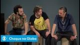 CHOQUE NA GLOBO #5 Gente Grande 2 e Adam Sandler