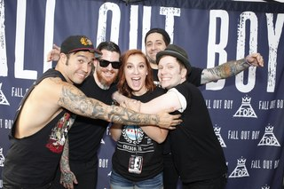 Photos taken by fall out boy fans pictures to pin on pinterest fall out boy fan art 34276613 fanpop 500x281 wall vk 320x213 m4hsunfo Choice Image