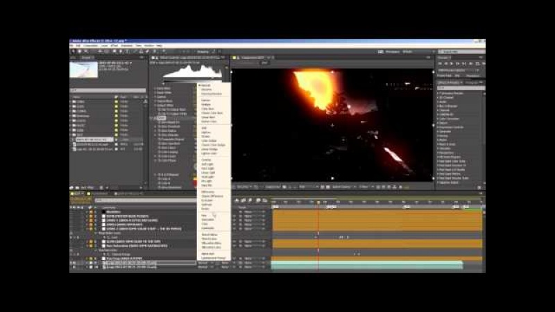 My Color Correction Viewmodel Crosshair etc Tutorial After Effects CC 2014