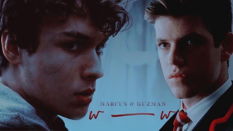 Marcus Guzman ➤ WoW crossover