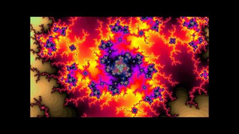 The Infernal Infinite - Mandelbrot Zoom 2.143x10^301