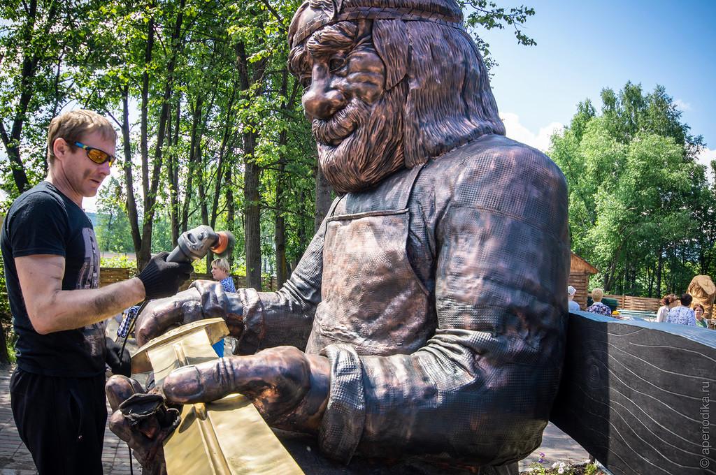 Бушуевский фестиваль в Златоусте — тур из Миасса 22.07.2018
