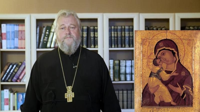 Сретение Владимирской иконы Пресвятой Богородицы празднество установлено в память спасения Москвы от нашествия Тамерлана в 1395
