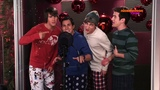 Big Time Rush Beautiful Christmas Concours NICKELODEON TEEN No
