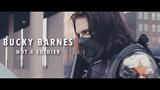 Bucky Barnes Not a soldier
