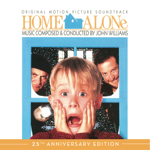 John Williams альбом Home Alone (Original Motion Picture Soundtrack) [25th Anniversary Edition]