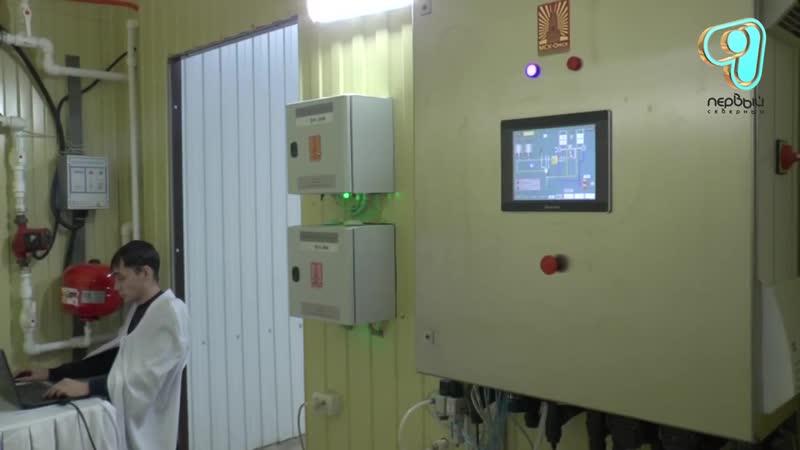 12.12.18 Кумар Аксакалов принял участие в церемонии открытия молочного комплекса