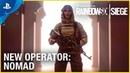 Rainbow Six Siege - Operation Wind Bastion Nomad PS4