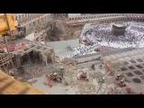 Строительные работы в мечети Аль Харам (Мекка) 2013
