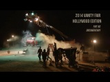 2014 Vanity Fair Hollywood Edition - FIAT Ad - Documentary