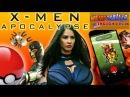 X-MEN APOCALYPSE трейлер