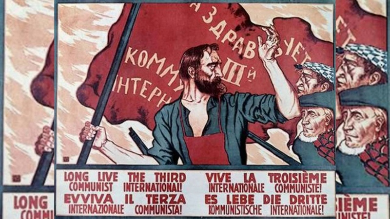 L'Appel du Komintern Call of the Comintern