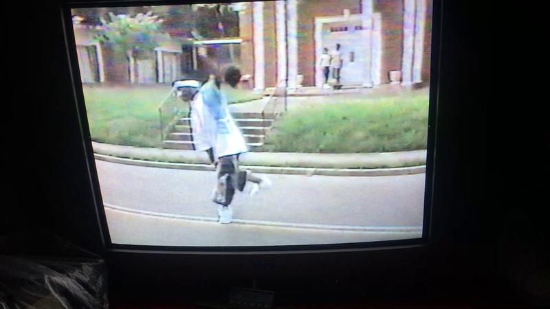 King Tudy - Throwback VHS Memphis Jookin VIDEO Clips Uncut -Part 2